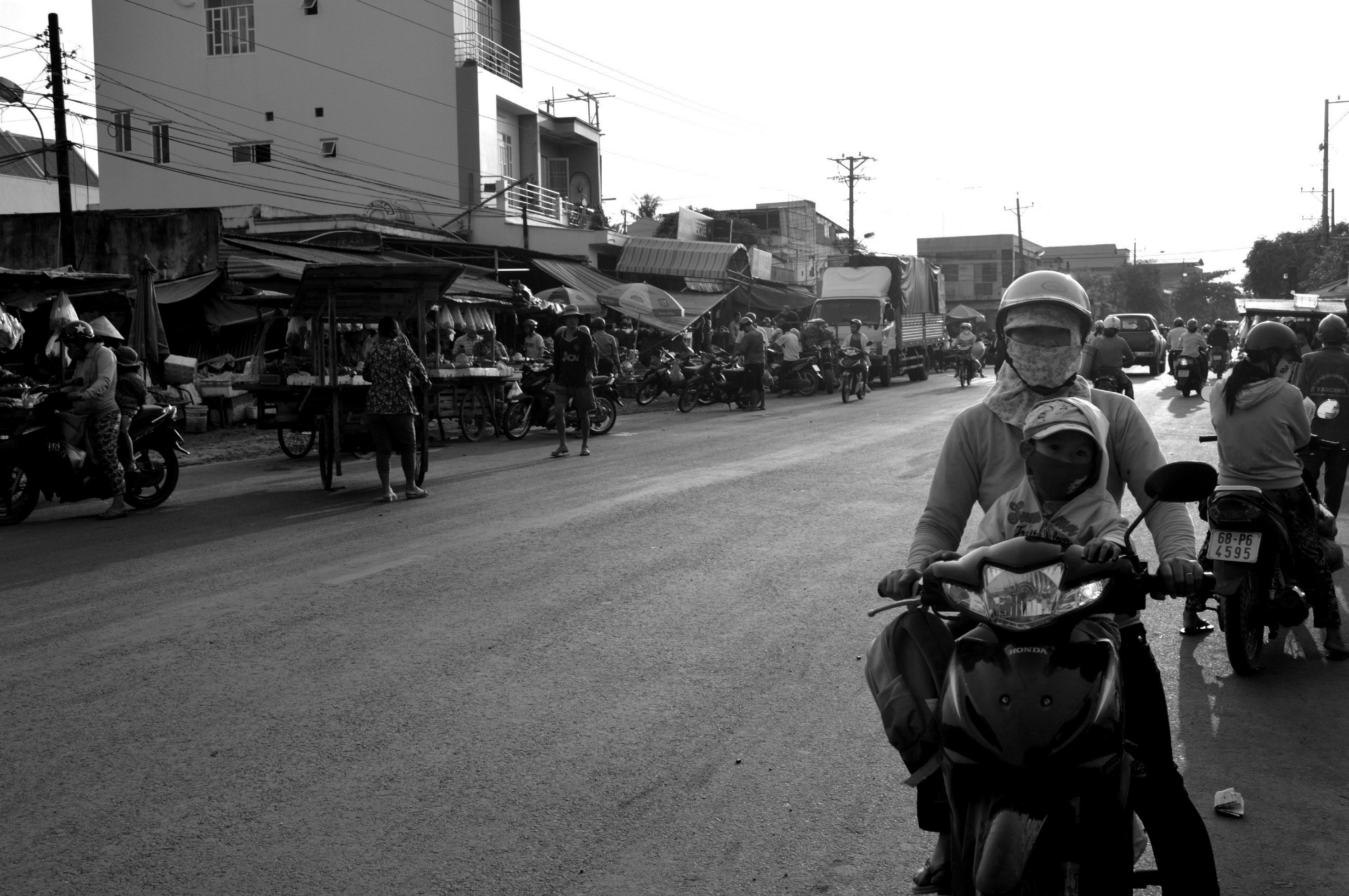 Travel to Phu Quoc by motorcycle