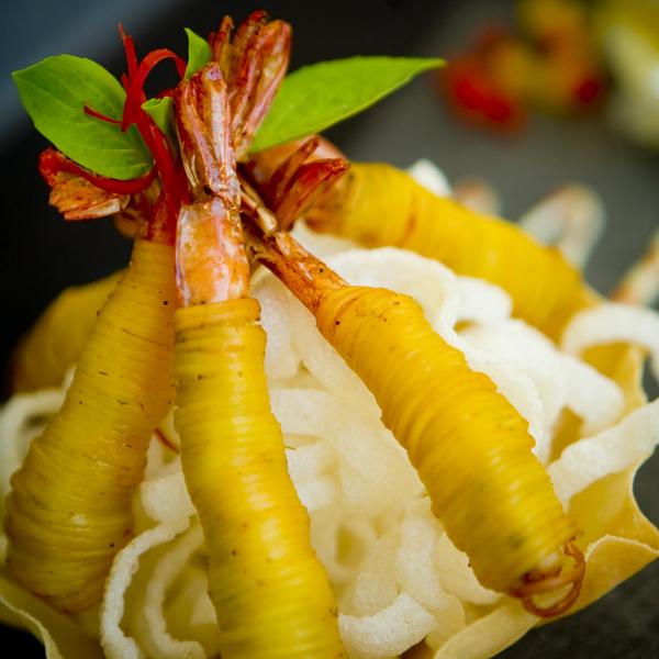 A favorite dish of Nest Angkor Café and Bar