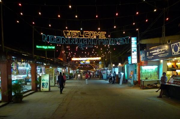 Noon Night Market