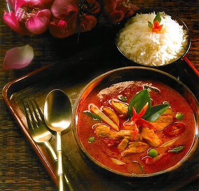 Red curry Khmer