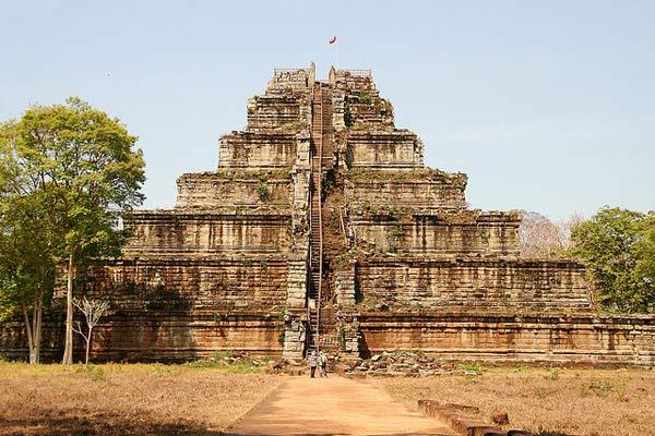 Koh Kier in Campuchia