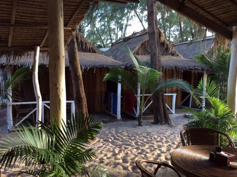 SeaGarden bungalow
