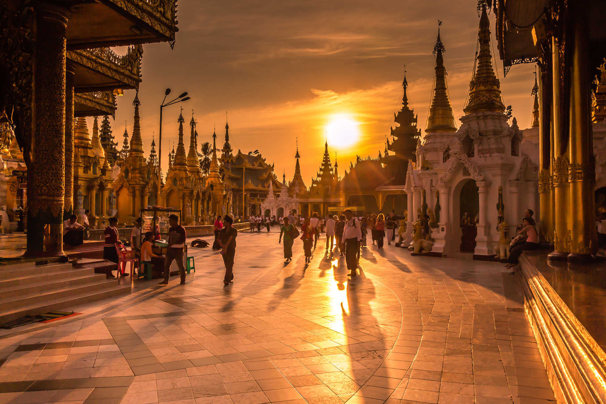 Check the weather before you visit Myanmar