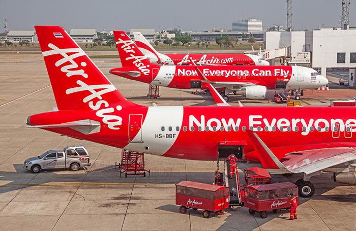 AirAsia from Bangkok to Siem Reap