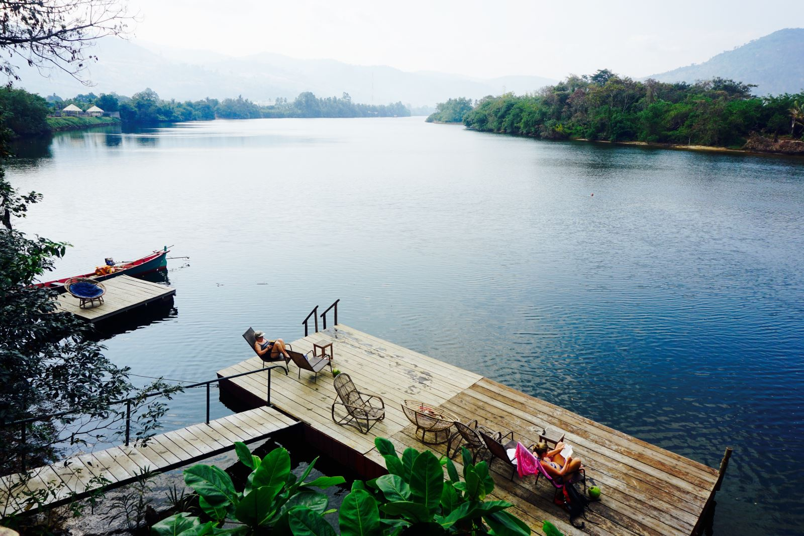 Kampot's pace of life is still exceptionally unhurried