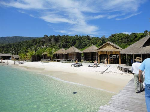 Koh Rong in summer