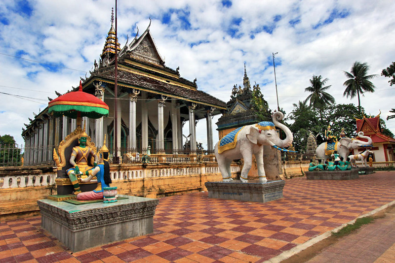 Battambang – a beautiful city in Cambodia