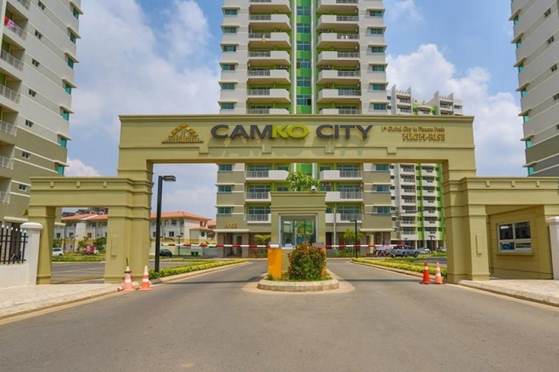 Camko City project are on-going