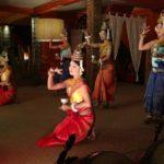 Apsara dance in Siem Reap's Pub Street