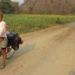 Biking is a good way to experience local culture in Southeast Asia