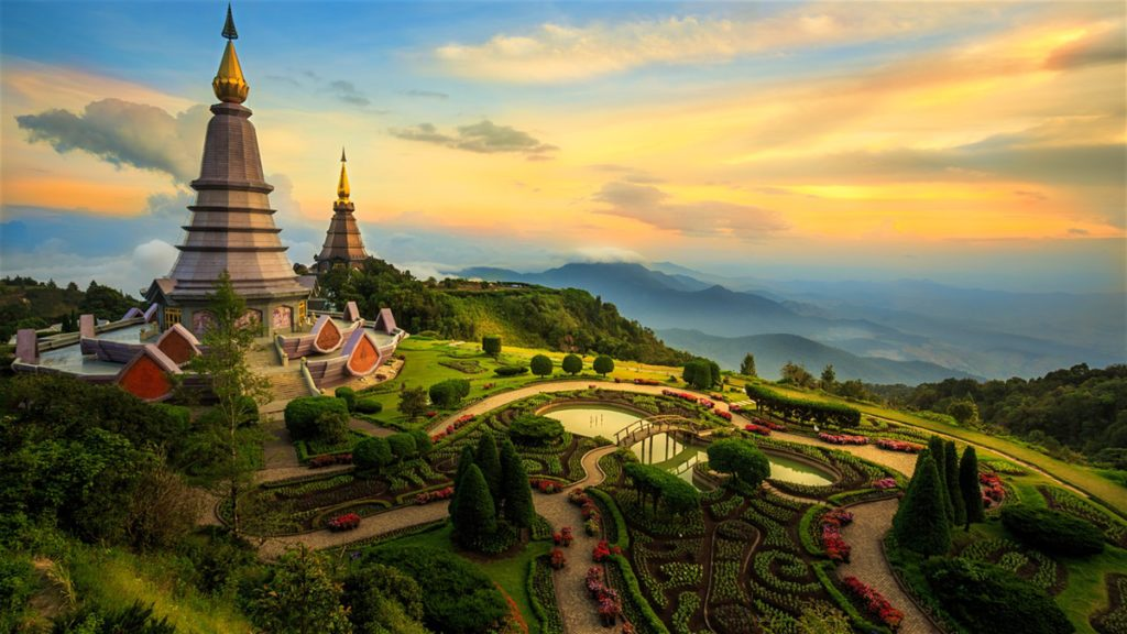 Chiang Mai-the gateway to Southern Thailand