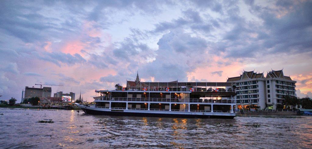 From Saigon to Siem Reap on the Toum Tiou