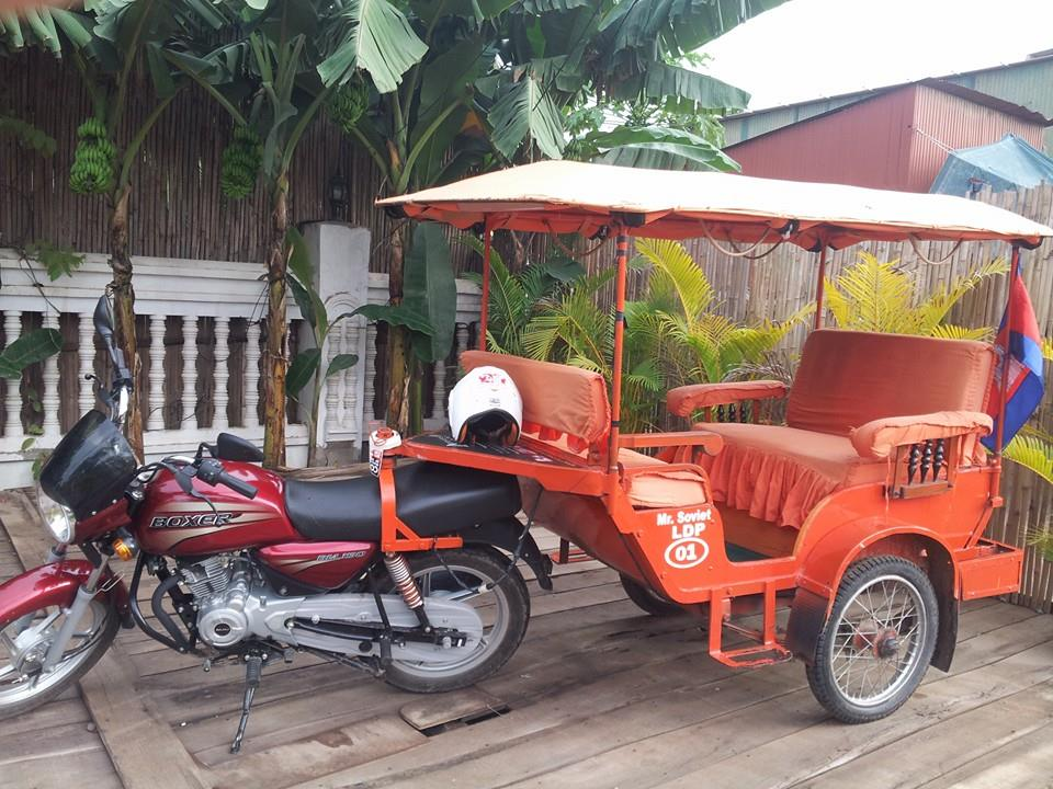 How to travel to and around Siem Reap