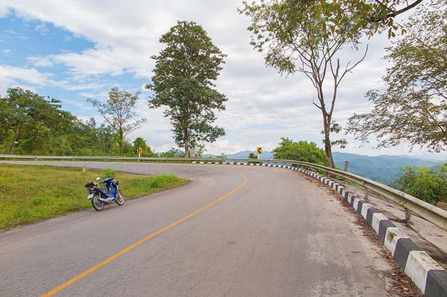 Route to Chiang Mai