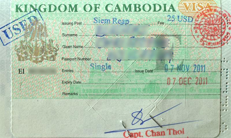 A business visa