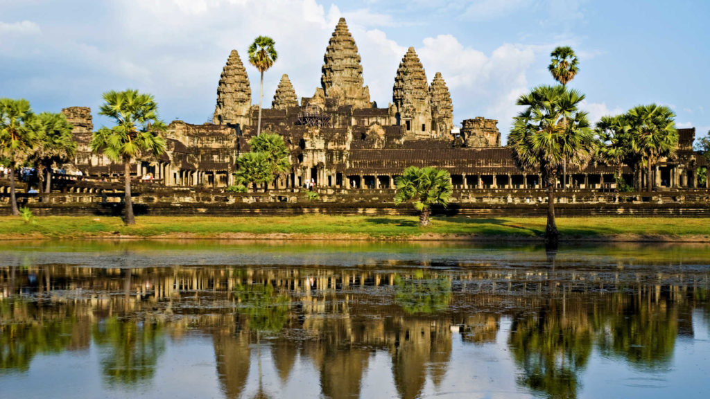 Cambodia: A charming, haunting and heart-touching country