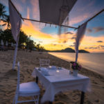 Dining By The Sea Peace Resort Samui Hotel