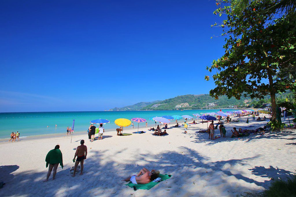It is always sunny in Phuket