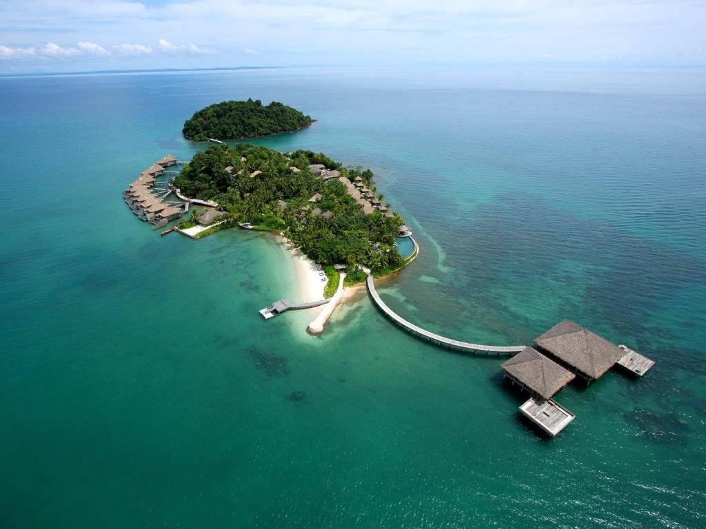 Song Saa island resort in Cambodia - a paradise right next to Vietnam