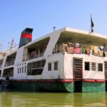 A slow boat from Bhamo to Mandalay