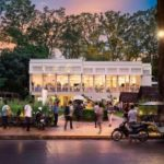FCC Angkor, where we enjoy Asia, Cambodian, and International cuisine by night