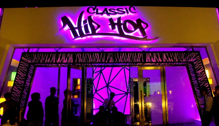 Hip Hop Club makes a great Siem Reap nightlife with mostly Cambodian songs