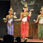 Performances in Sampot Tep Apsara