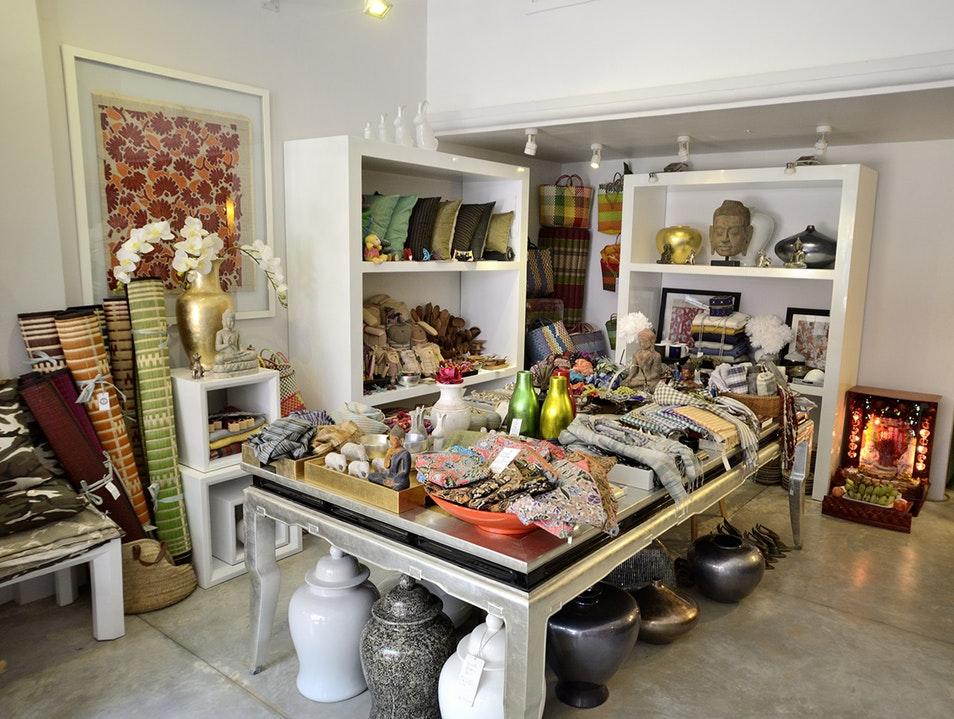 Store in Cambodia