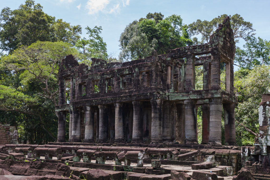 Preah Khan temple, Angkor Zone