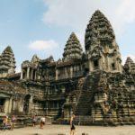 The stunning beauty of Angkor Wat